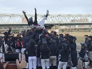 鹿骨JrオールAチーム 初優勝!!