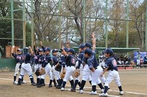 11/11 オレンジボール江戸川大会開幕!!